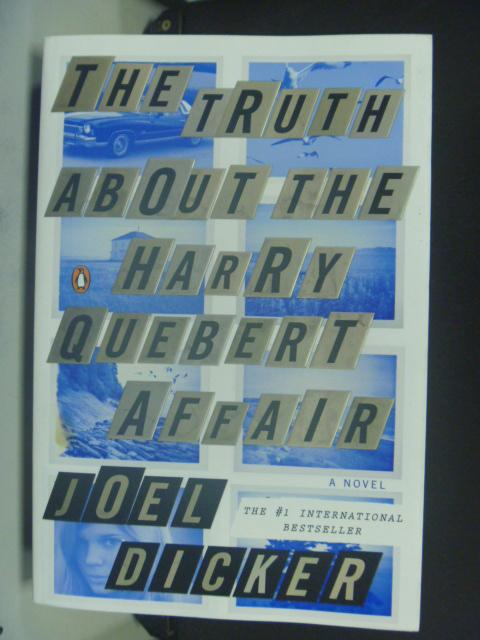~書寶 書T9/原文小說_KJA~The Truth About the Harry Qu