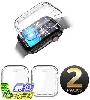 [8美國直購] 保護套 SupCase TPU Protector Case for Apple Watch Series 4 2018/Series 5 2019 [44mm], Built-in Screen B07HVK4HWV