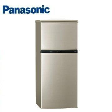 Panasonic國際牌NR-B139TV雙門變頻冰箱(130L)※熱線:07-7428010