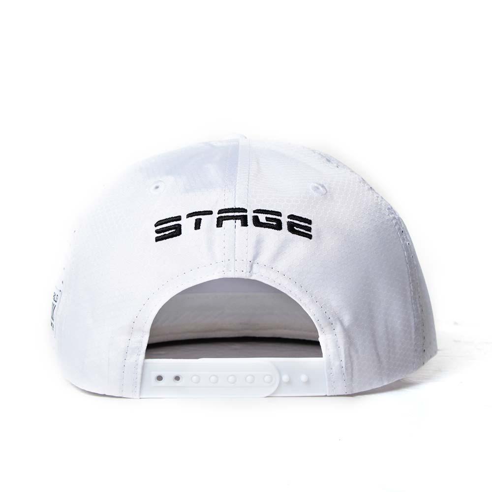 STAGE LOGO SHOW SNAPBACK 黑色 / 白色 兩色 6