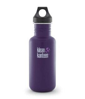 ├登山樂┤美國KleanKanteen不銹鋼瓶18oz532ml#K18CPPL-BRS(漿果紫)