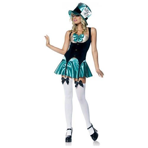 Tea Party Hostess Adult Halloween Costume 0