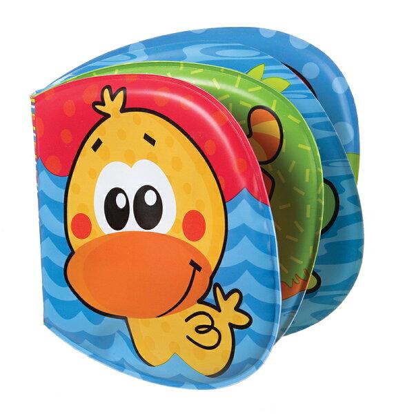 Playgro培高-寶貝花園洗澡書