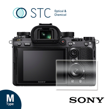 【STC】SonyA9專用9H鋼化玻璃保護貼
