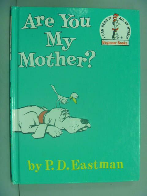 ~書寶 書T8/少年童書_ZBL~Are You My Mother _P.D.Eastm