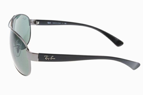 Ray Ban 雷朋 銀墨綠 太陽眼鏡 RB3386 3