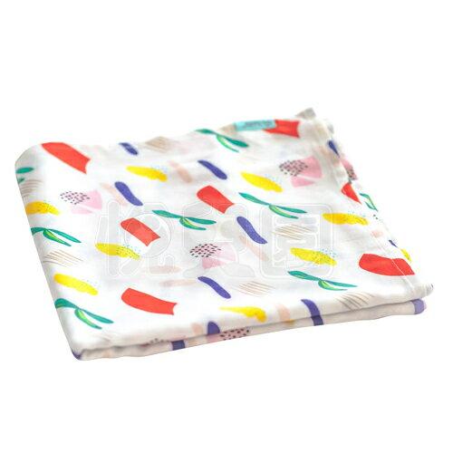 tinytwinkle-SwaddleBlanketSingle紗布巾(馬提斯)TT-1121【悅兒園婦幼生活館】