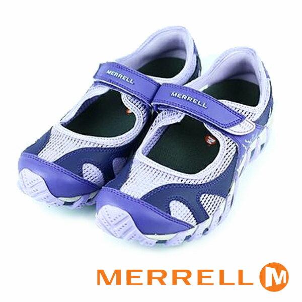 【限時優惠72折】【全店免運】MERRELL WATERPRO PANDI 女涼鞋 ML37552 -紫