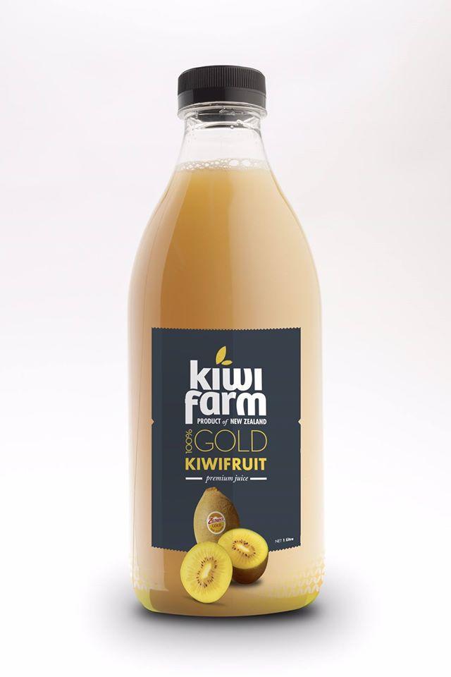 Baby Joy World-100%紐西蘭黃金奇異果汁1入