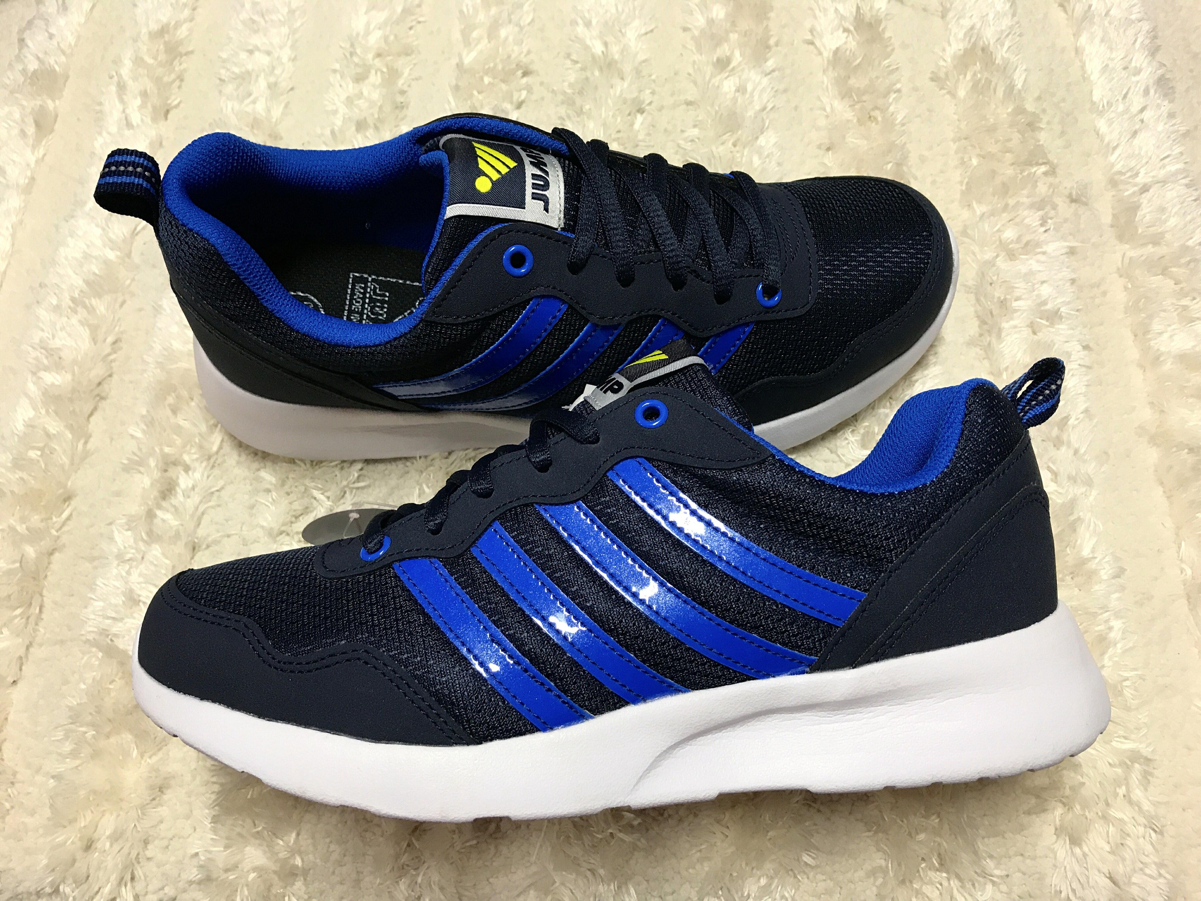 【Jolove】JUMP將門男鞋/台灣製MIT/透氣輕量彈性運動鞋3023