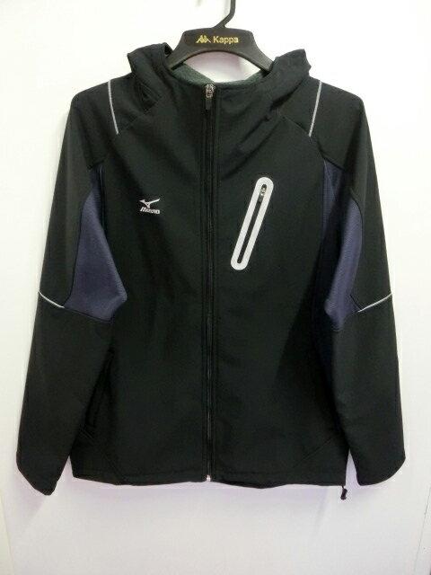 【登瑞體育】MIZUNO 平織運動防風外套 - 32TE559509