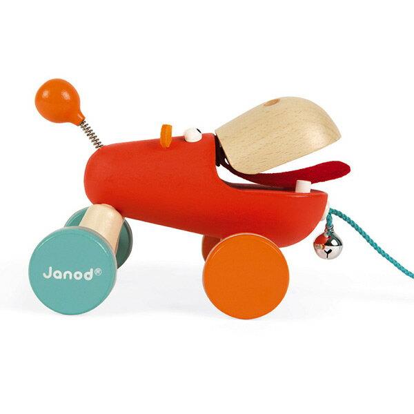 【法國Janod】我的寵物朋友-河馬邦邦