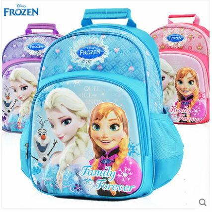 正版Disney 迪士尼冰雪奇緣系列兒童書包 幼兒後背包SM11278