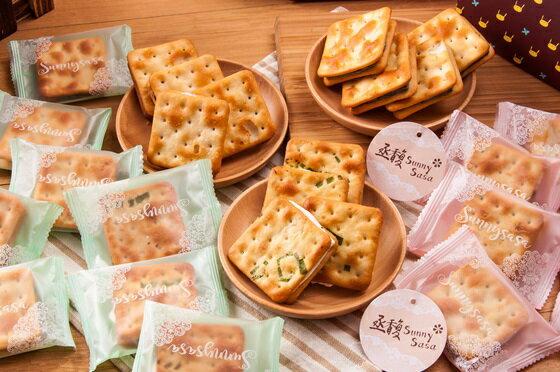 酥軋餅24片禮盒〈丞馥。sunnysasa〉 -蝶舞★1月限定全店699免運 9