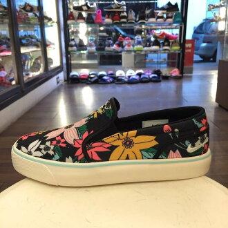 女鞋 BEETLE PLUS 全新 現貨 NIKE WMNS TOKI SLIP PRINT 花卉黑 刺繡 懶人鞋 724769-003 D-357