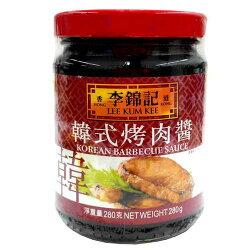 李錦記 韓式烤肉醬 280g