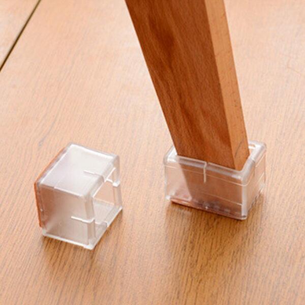 PSMall防滑矽膠桌腳墊【J873】