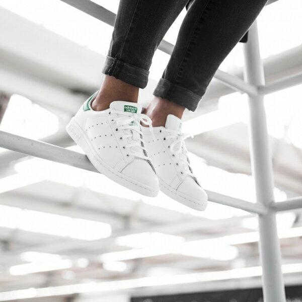 ★下殺$2680★【BEETLE PLUS】ADIDAS ORIGINALS STAN SMITH 白綠 愛迪達 復古 休閒鞋 余文樂 女鞋 M20605 5