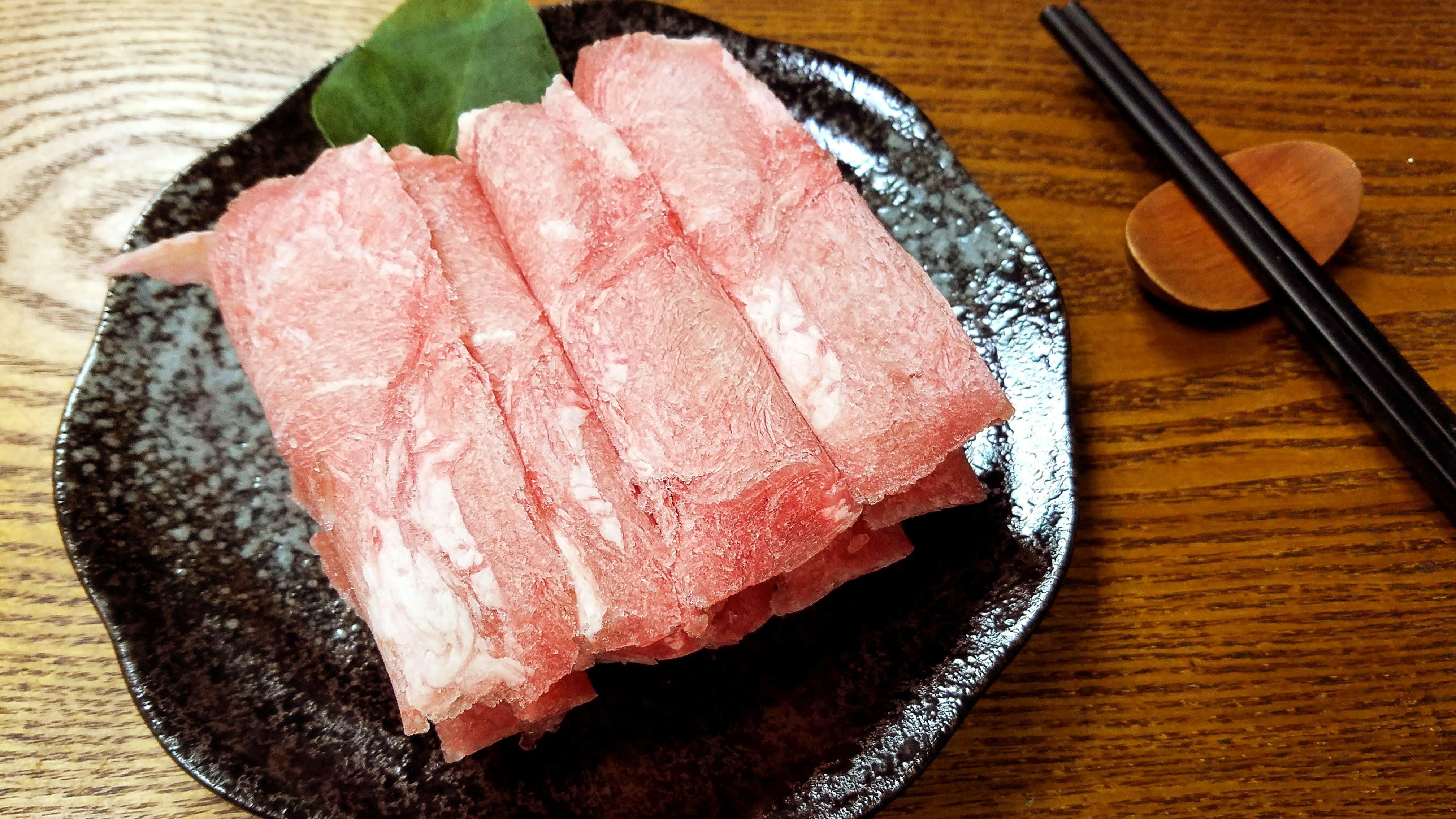 牛肉片-【利津食品行】火鍋料 關東煮 肉片 牛肉 冷凍食品