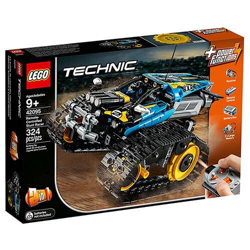 樂高LEGO 42095 Technic 科技系列 - 無線搖控特技賽車 - 限時優惠好康折扣