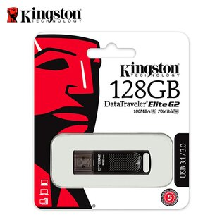 金士頓KINGSTON128GDataTravelerEliteG2高速隨身碟USB3.1DTEG2