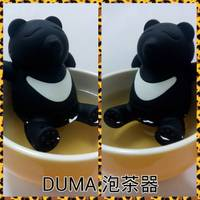 愚人節 KUSO療癒整人玩具周邊商品推薦台灣保育黑熊泡茶器