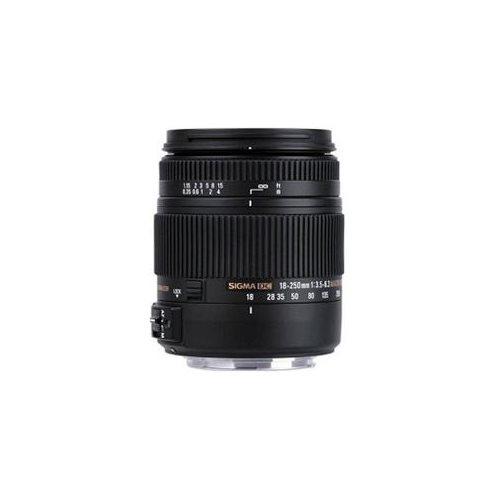 Sigma 18-250mm f3.5-6.3 DC MACRO HSM for Pentax Digital SLR Cameras 0