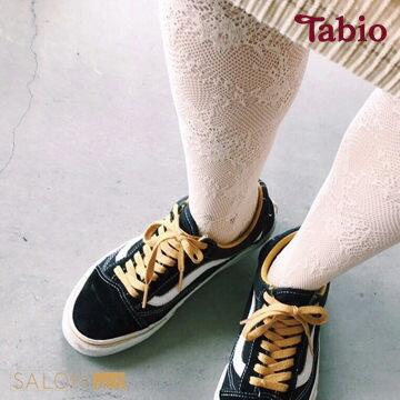 【靴下屋Tabio】優雅花卉編織柔軟絲襪日本職人手做