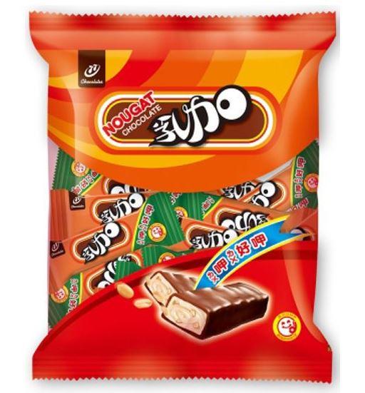 77乳加巧克力(袋)144g【合迷雅好物商城】