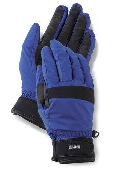 ├登山樂┤日本 ISUKA 輕量防水透氣手套 皇家藍 #B04IS01