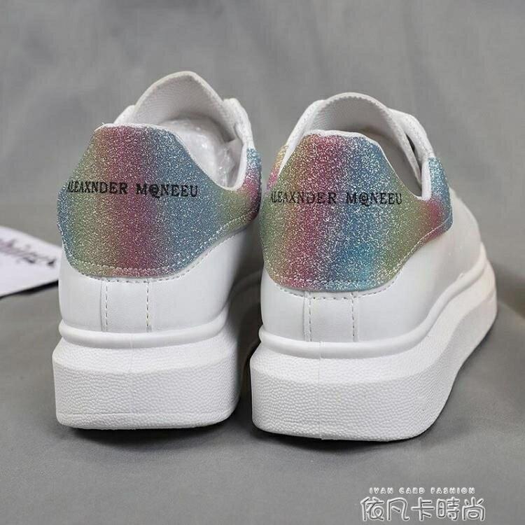 女鞋休閒鞋女小白鞋女2020女士時尚百搭女鞋休閒鞋子女韓版