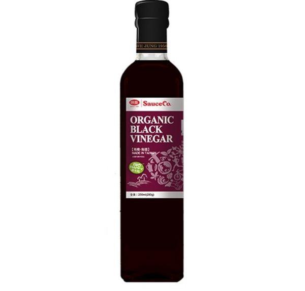 味榮有機烏醋500ml瓶