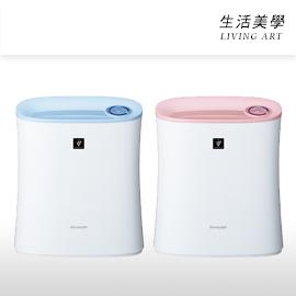 嘉頓國際夏普SHARP【FU-G30】空氣清淨機適用7坪高濃度負離子7000花粉脫臭