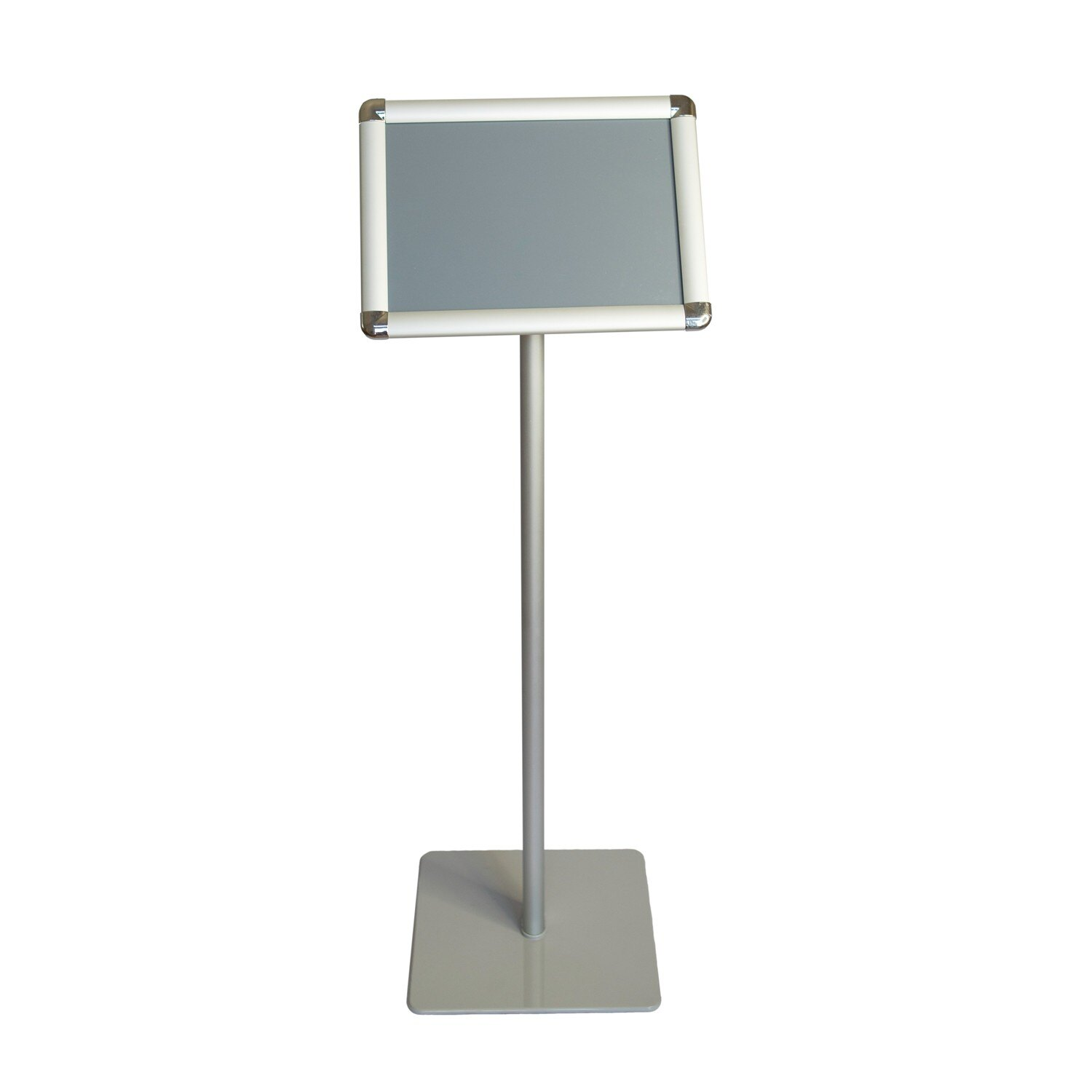 Offex A3 Size Paper Pedestal Floor Display Poster Sign Holder Stand 0