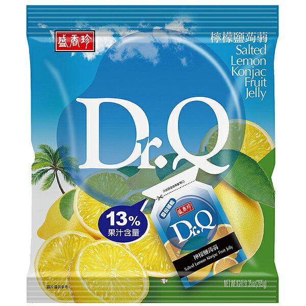盛香珍 Dr.Q 檸檬鹽蒟蒻果凍 265g