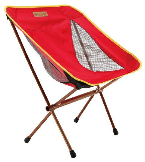 【鄉野情戶外用品店】 Outdoorbase  台灣  Amoeba 鋁合金休閒椅/露營椅 摺疊椅 戶外椅-紅/25704
