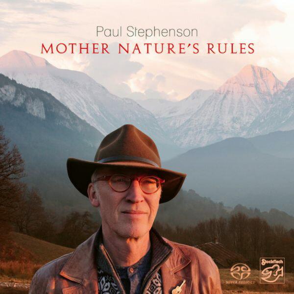 【停看聽音響唱片】【SACD】保羅.史帝文生:自然法則