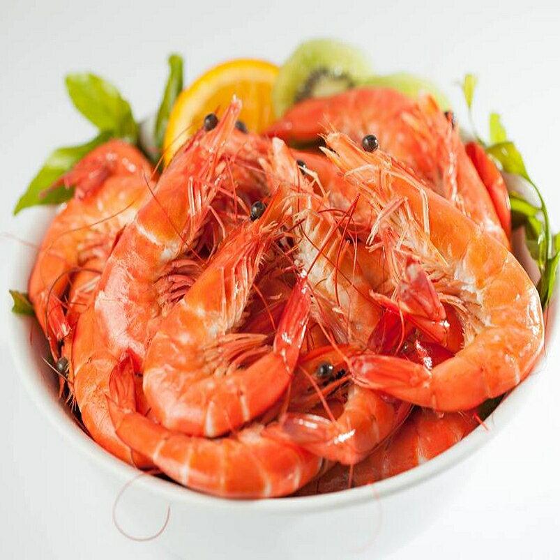 【就是愛海鮮-生白蝦】彰化海鮮肉品/海水養殖白蝦/蝦鬚粉紅蝦身半透明/生蝦規格通通有/天天吃也不會膩/冰箱必備 1kg±10%/盒