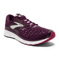 BROOKS 18FW 緩衝型 女慢跑鞋 GLYCERIN 16系列 B楦 1202781B527 贈腿套【樂買網】