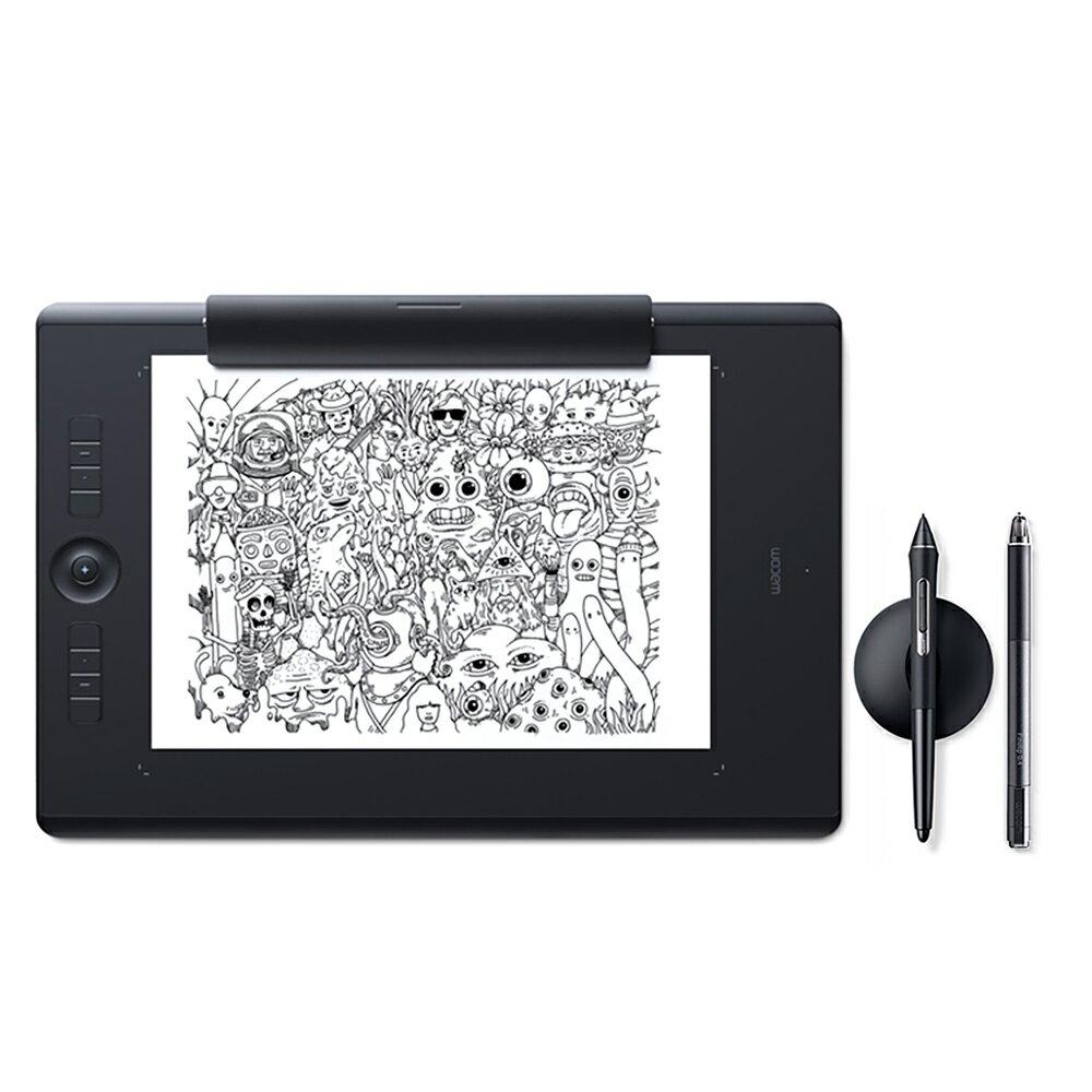 WACOM Intuos Pro medium Paper Edition PTH-660/K1 雙功能專業 繪圖板