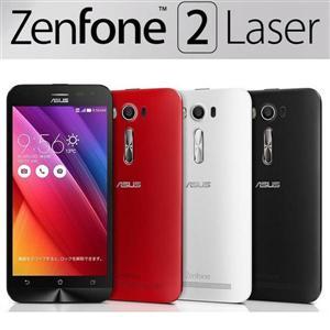 ASUS ZenFone 2 Laser 2G/32G 雙卡5.5吋全頻LTE智慧機 金/紅/灰 三款