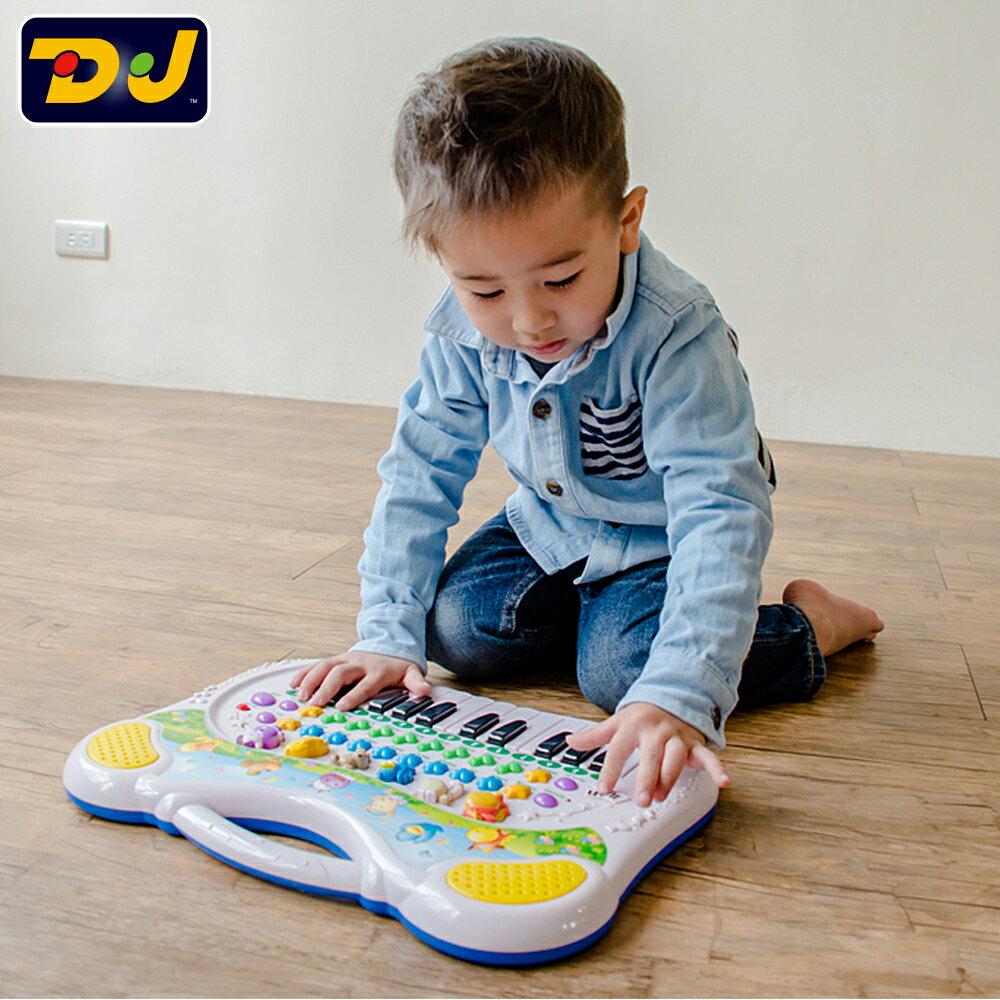 【DJ Toys】時尚動物電子琴 3