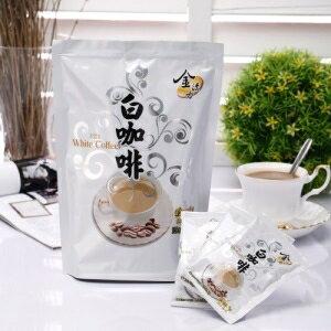 【啡茶不可】低卡白咖啡 (馬來西亞怡保市特產 15包/袋)