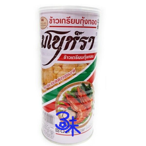 (泰國) MANORA  胡椒蝦餅罐  1罐 100 公克 特價 83 元【 8850155011121】 (泰國蝦片 泰國蝦餅 瑪拉努蝦片  瑪努拉蝦餅 )