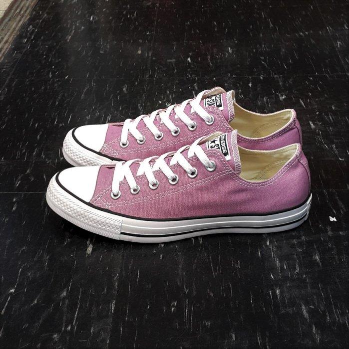 Converse Chuck Taylor All Star 基本款 低筒 帆布 紫色 粉紫色 粉色 151182C