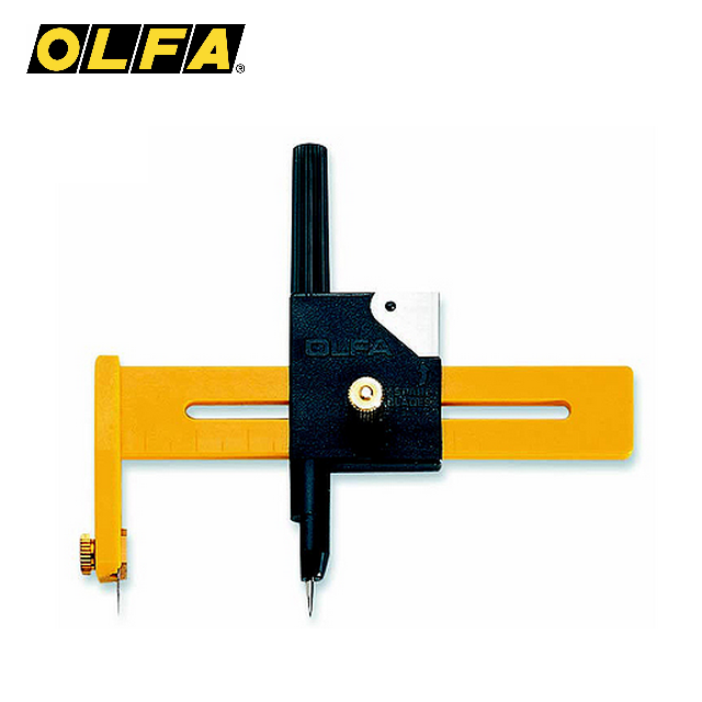 OLFA 日本 CMP-1 一般型圓規刀 ( 1cm ~ 15cm ) 開工 開學用品