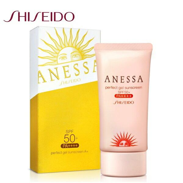 SHISEIDO資生堂 ANESSA安耐曬 粉珠光防曬乳A+  60ml
