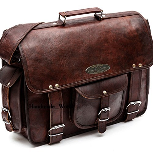 78f421e063d0 Handmade world Leather Messenger Bags for Men Women 15