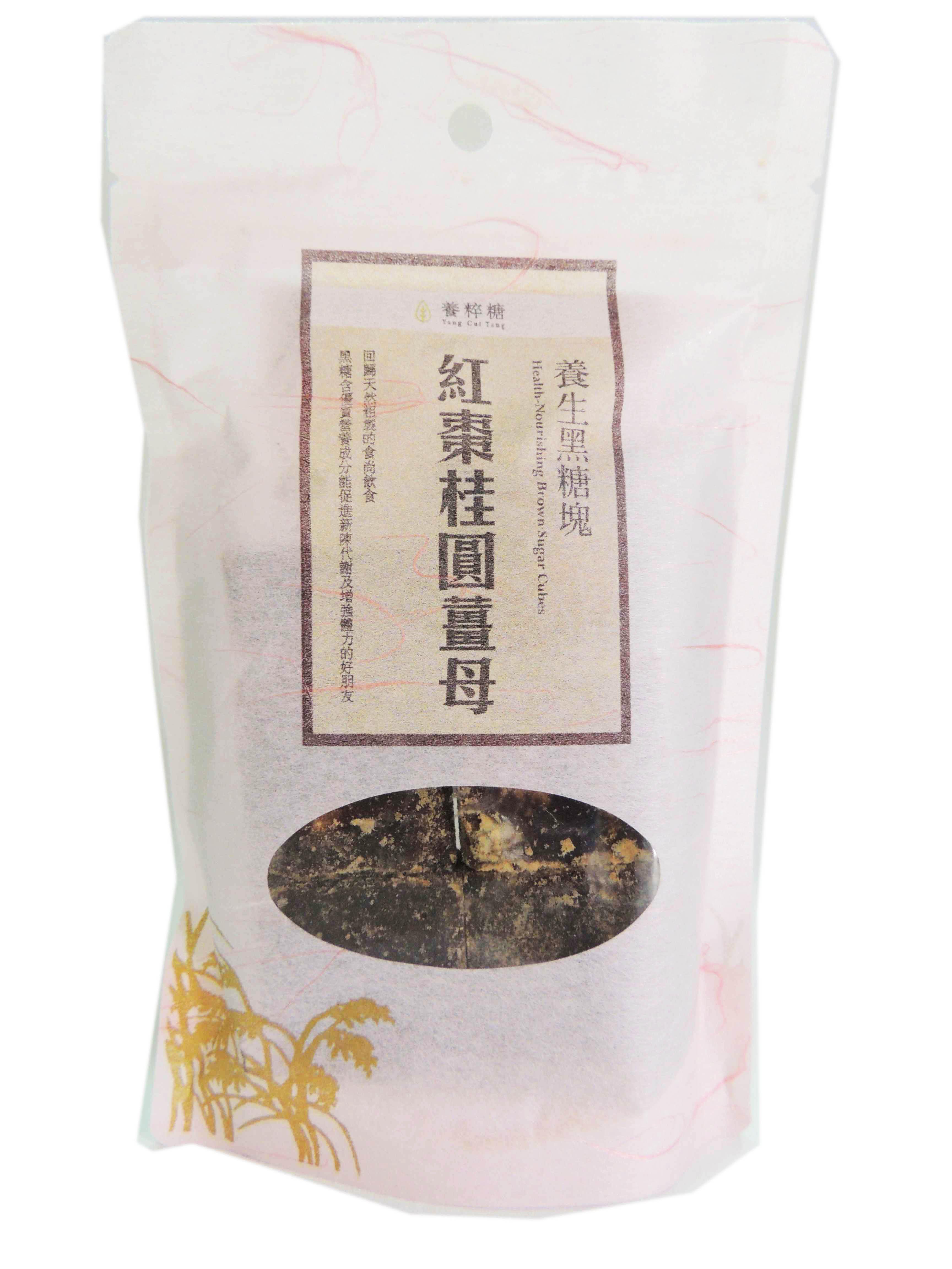 【KTmiss】養粹糖 養生黑糖塊 紅棗桂圓薑母