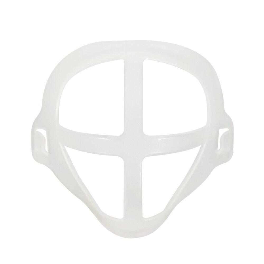 [95折][建軍電器]防悶口罩支架 10入組 口罩神器 口罩透氣支架 3D立體支撐 避免口鼻接觸 循環使用口罩支架 不沾口紅